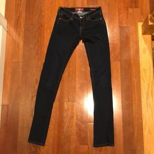 Lucky Brand blue jeans size 0